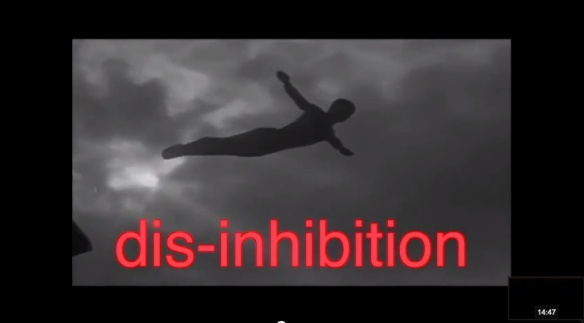 dis-inhibition